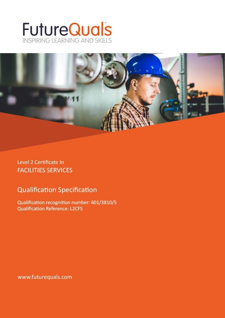Level 2 Certificate in Facilities Services